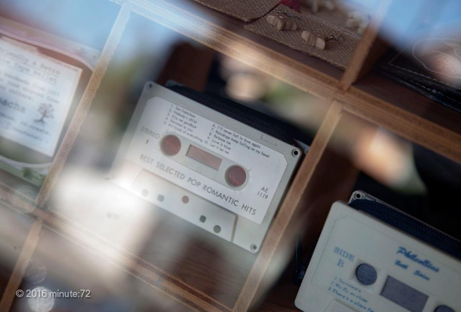 fingerprints used cassettes